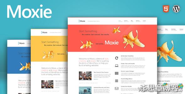 155927RNR WordPress多功能自适应主题:Moxie[更新到v1.0.4]