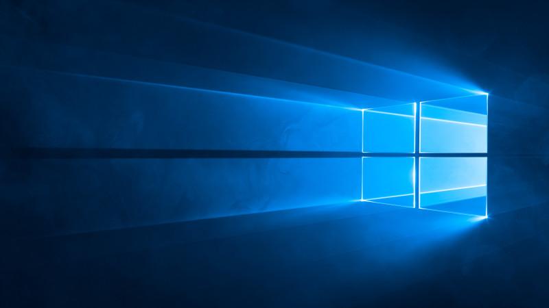 8张Windows 10 默认壁纸