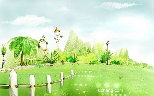 Vector_spring_illustration_ViewIllustrator_2028